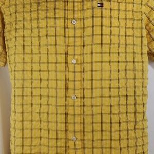 Tommy Hilfiger Shirts - Mens Tommy Hilfiger Casual  Button Down Top
